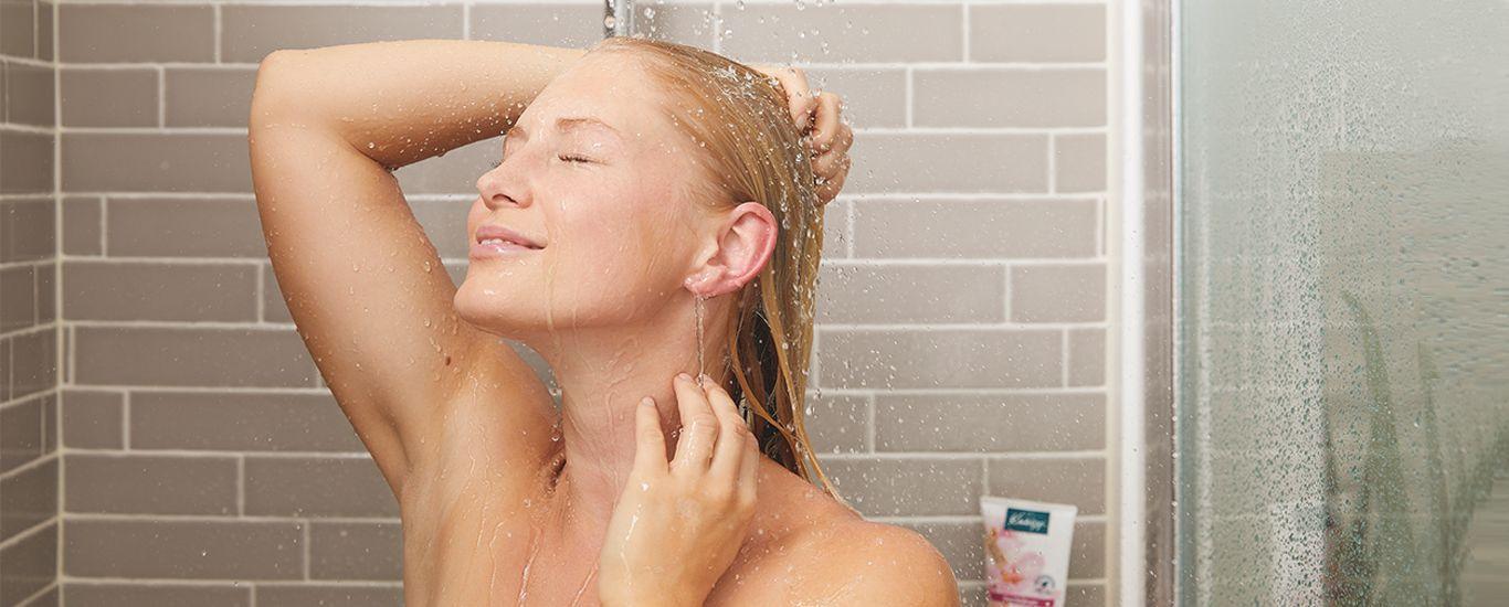Finde das passende Duschprodukt für deine Stimmungslage