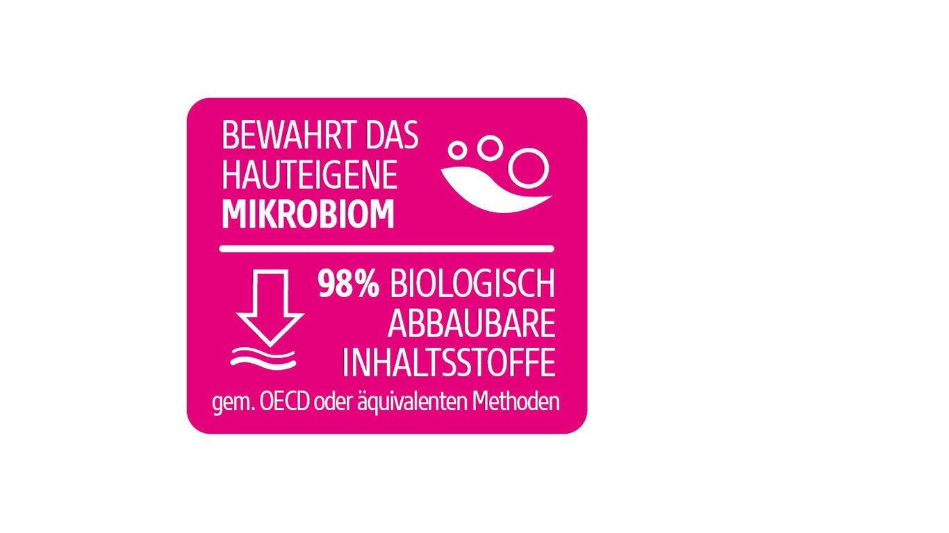 Mikrobiom-Sticker