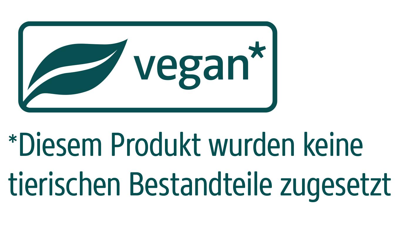 Ob bei unseren kosmetischen Produkten tierische Bestandteile zugesetzt wurden, erkennst du am Hinweis.