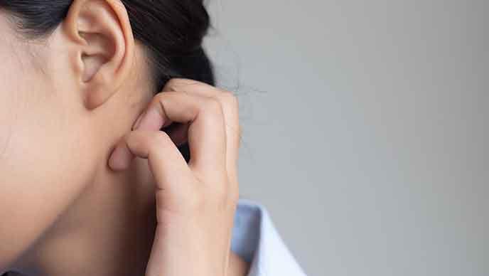 Gesichtspflege bei sehr trockener Haut bis hin zur Neurodermitis