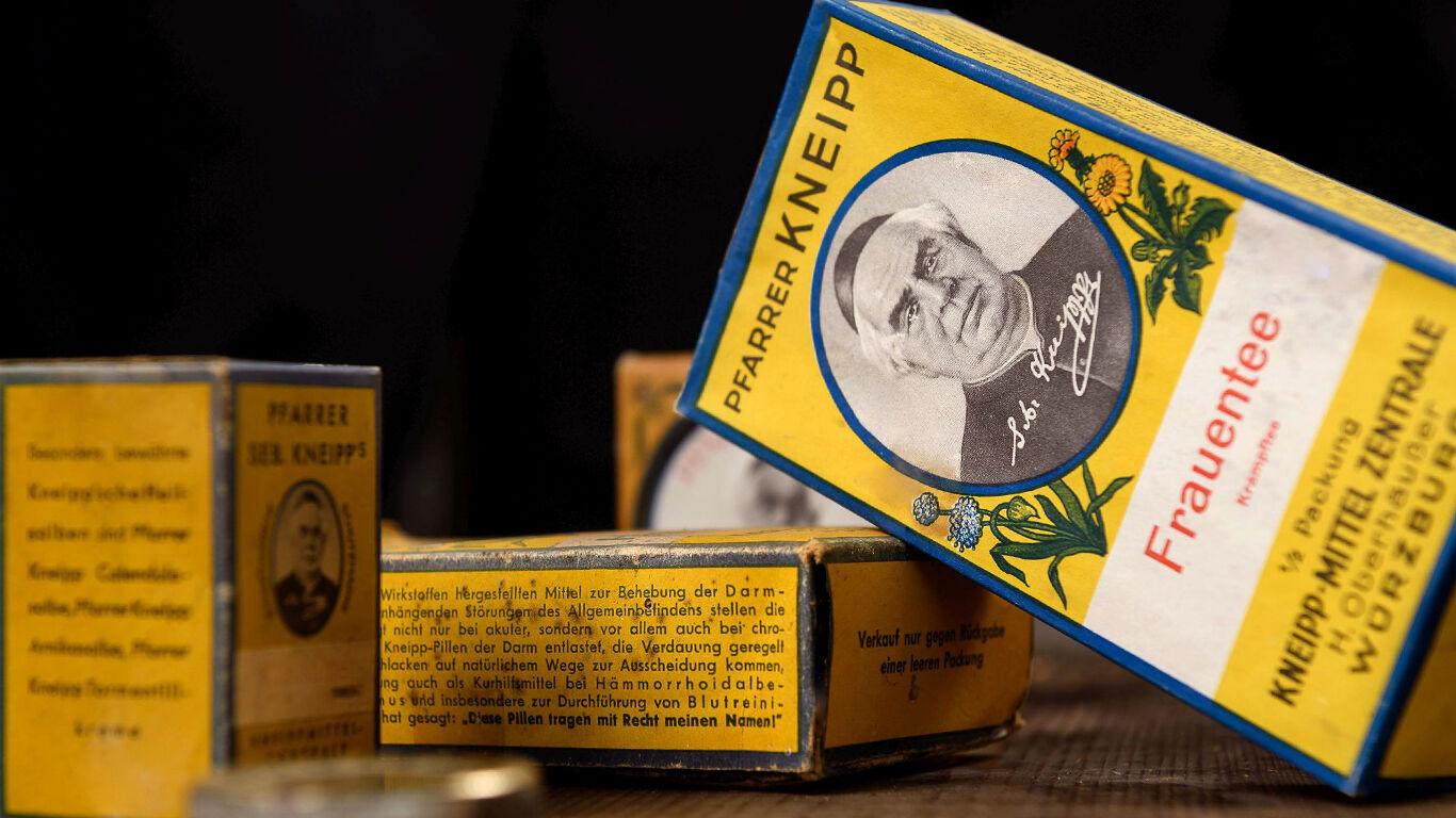 Jubiläumsjahr: Die Marke Kneipp® feiert Geburtstag