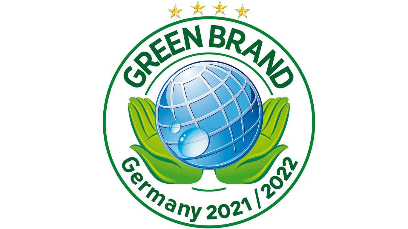Kneipp als nachhaltige Marke, als Green Brand, ausgezeichnet