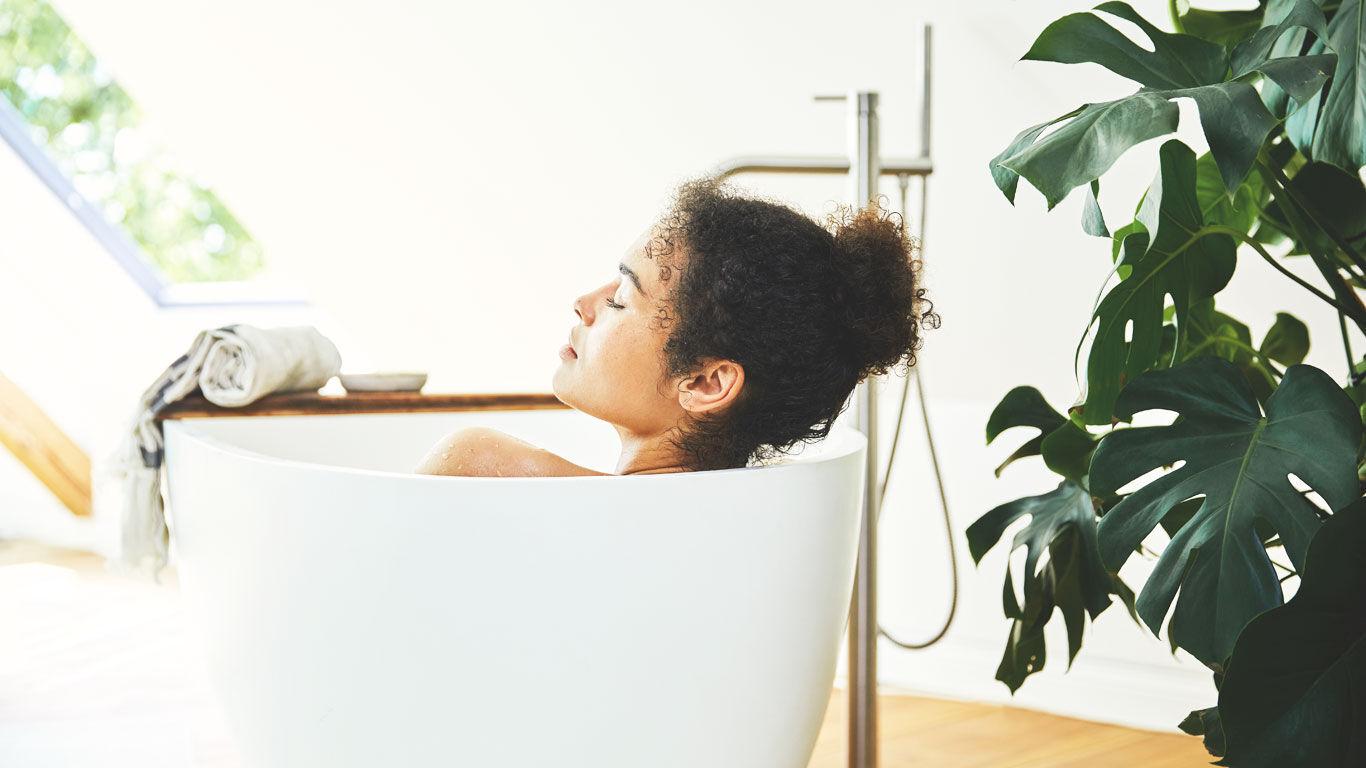 Behalte Anspannung und Entspannung im Gleichgewicht