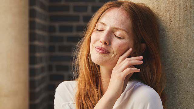 Natürliche Gesichtspflege Mindful Skin