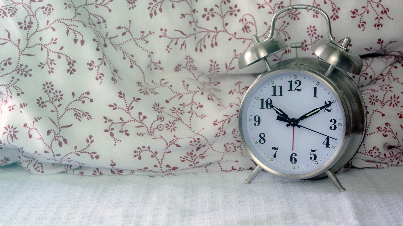 Besser schlafen durch Gewohnheit