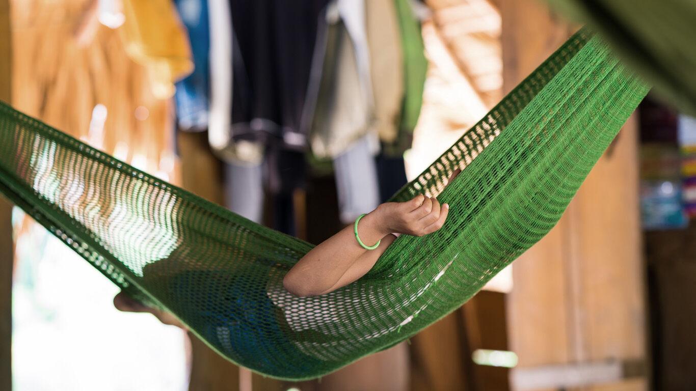 Vorteile der Hängematte gegenüber einer Matratze