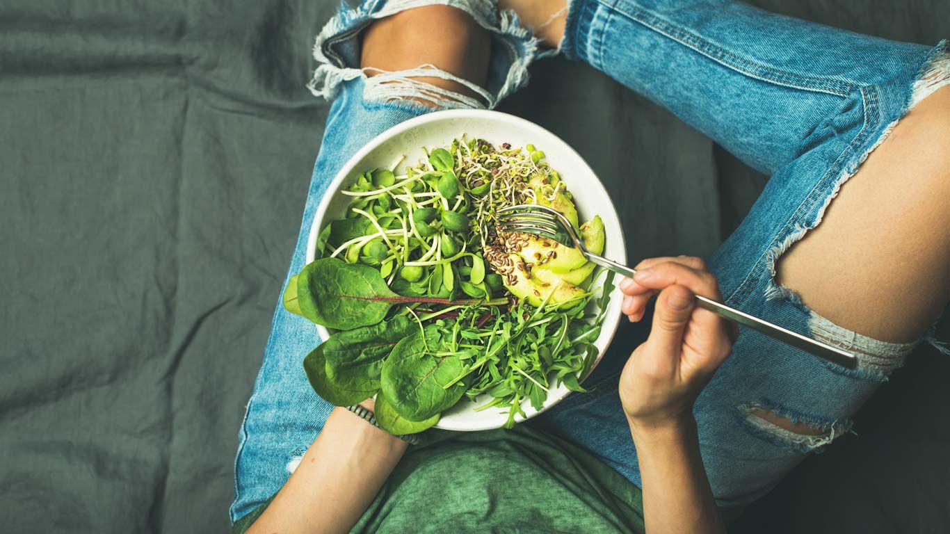 Gesund und richtig zubereitet, auch lecker: Rohkost
