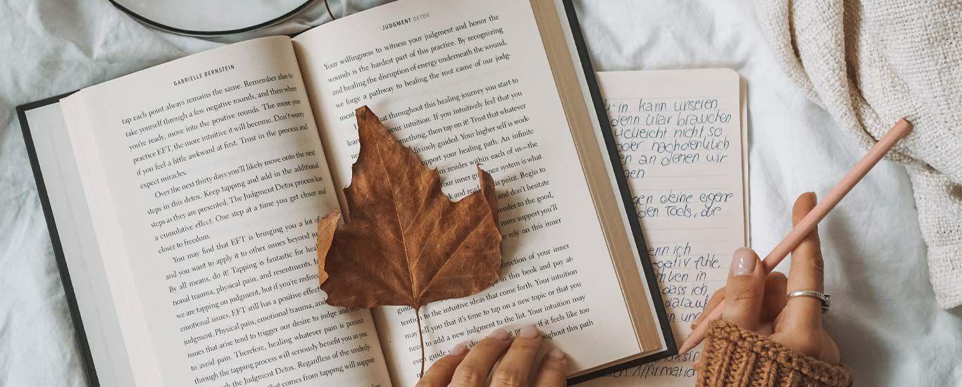 Mit Journaling deine Kreativität steigern