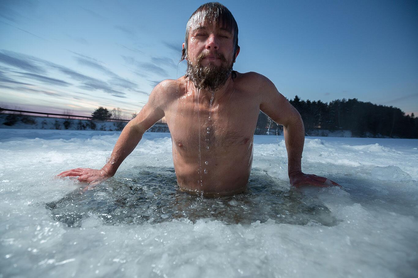 Wie geht Eisbaden richtig
