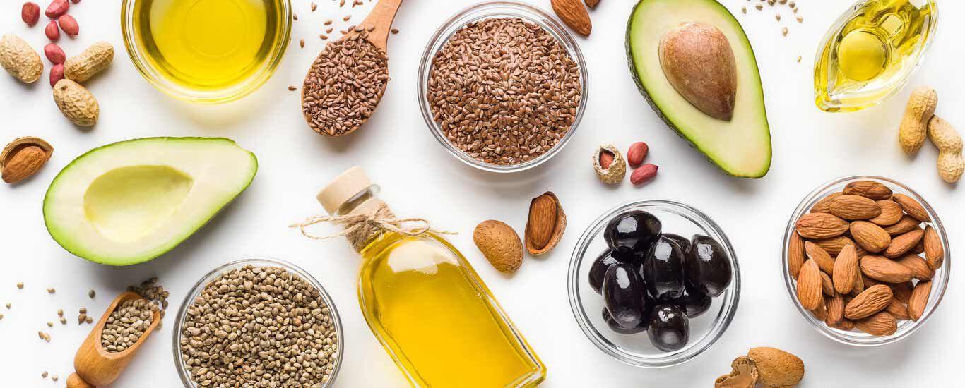 Fettsäuren in unsere Ernährung