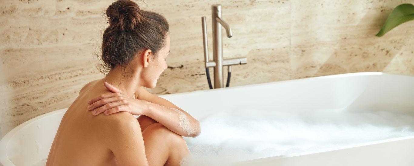 Gesund und fit bleiben mit einem Erkältungsbad