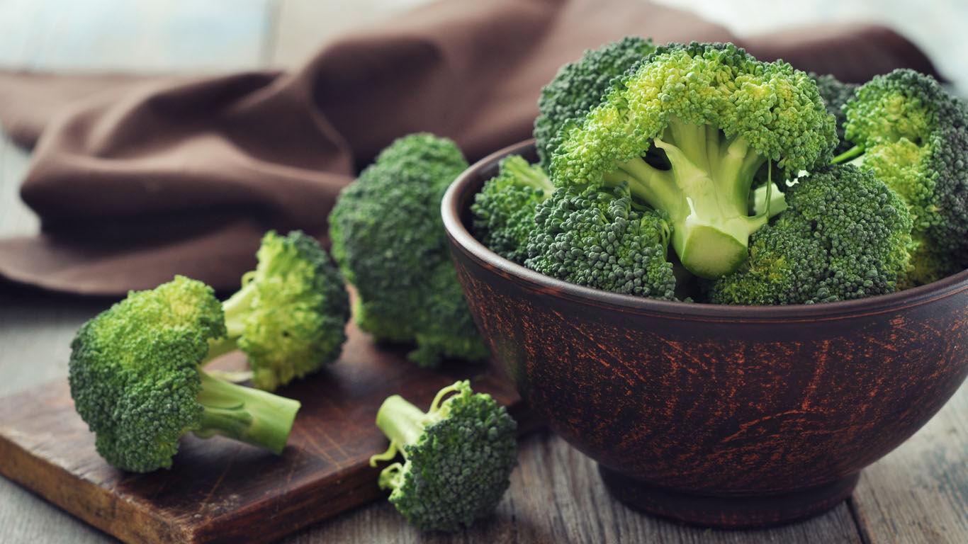 Brokkoli überzeugt mit Antioxidantien und Ballaststoffen
