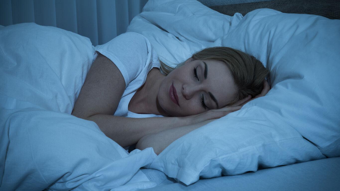 Besser schlafen im Dunkeln
