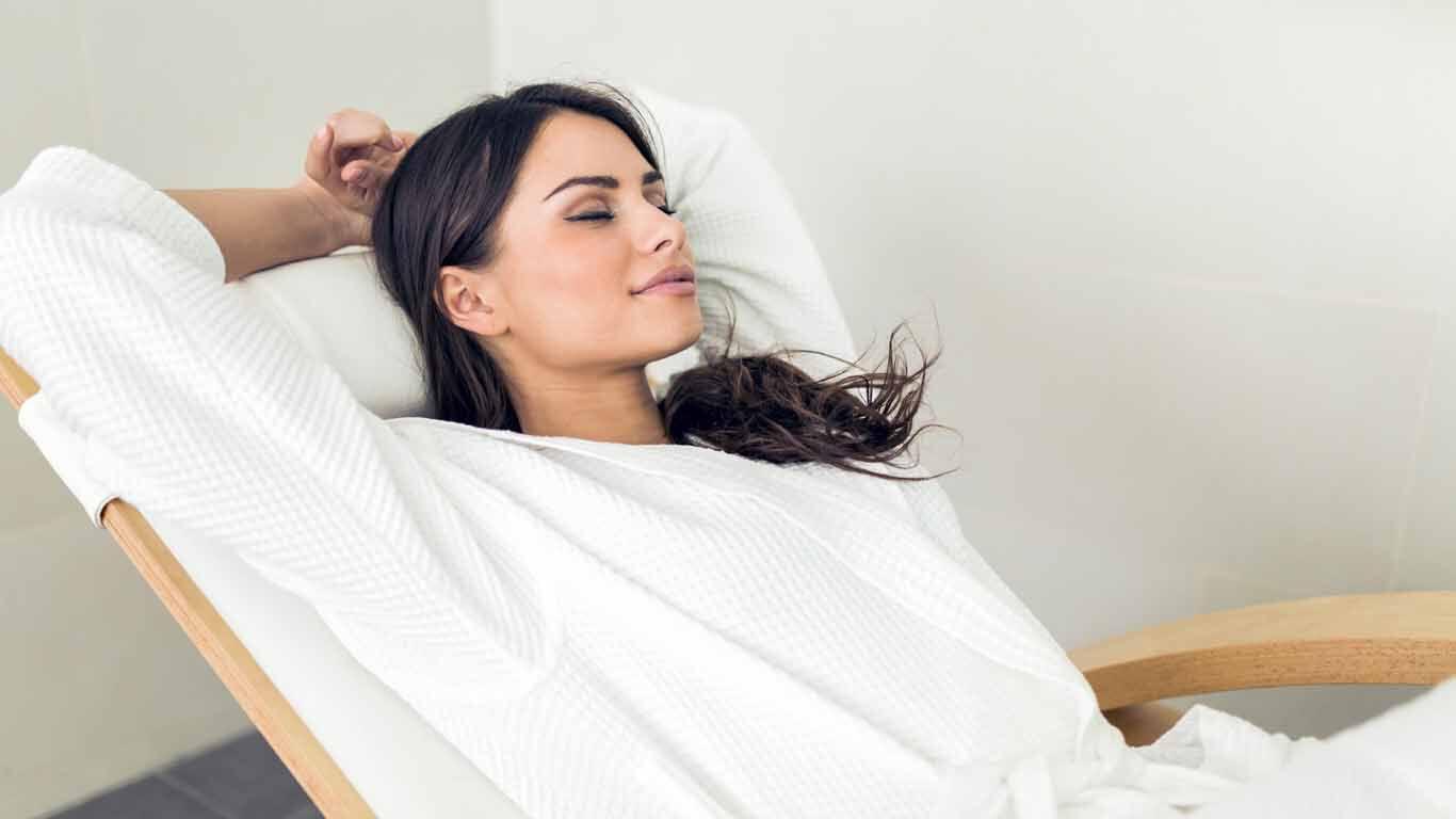 Erkältungsbad: Badedauer nicht länger als 20 Minuten
