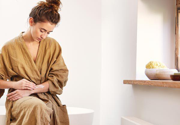Tipps zur richtigen Pflege bei trockener Haut