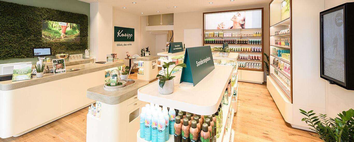 Kneipp Shops