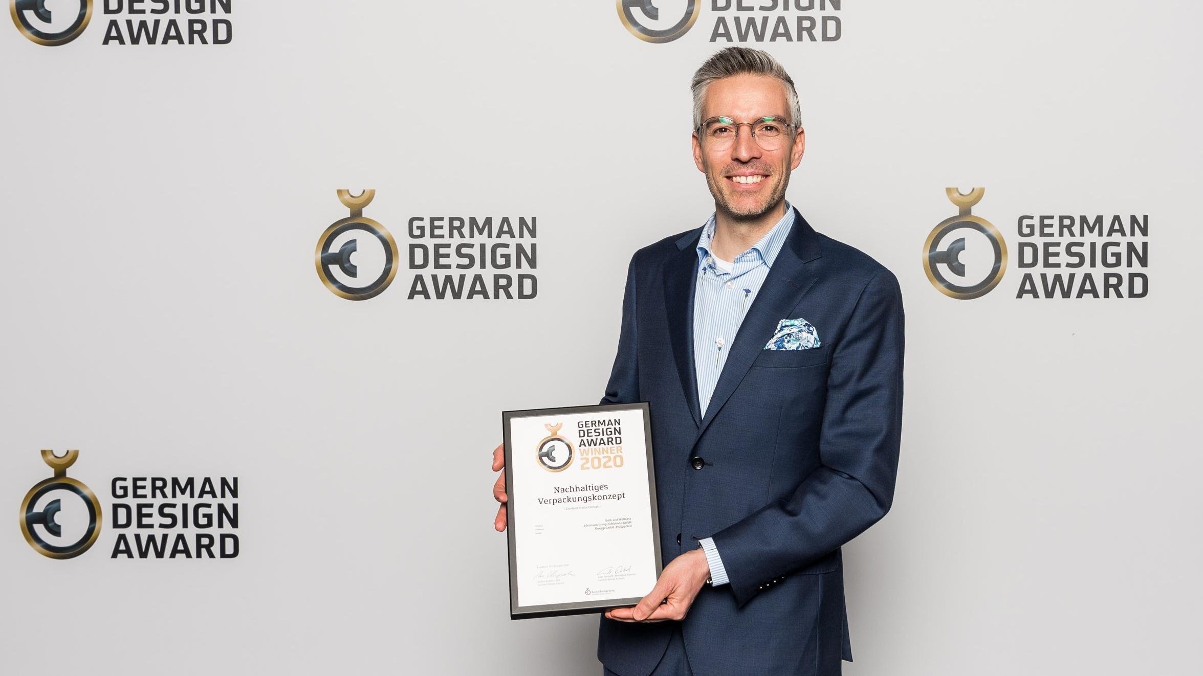 German Design Award für Kneipp Lippenpflege