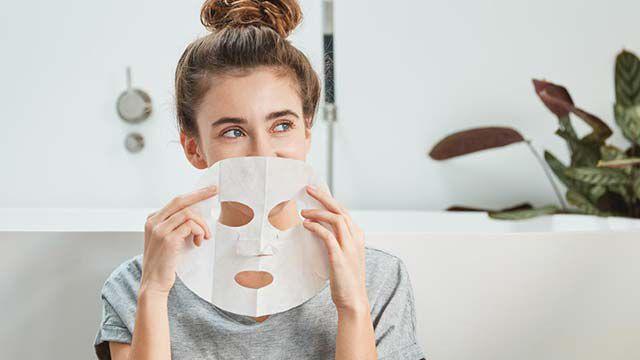 Ob Feuchtigkeitsmaske, Reinigungsmasken oder beruhigende Gesichtsmaske: Kneipp Tuchmasken wirken