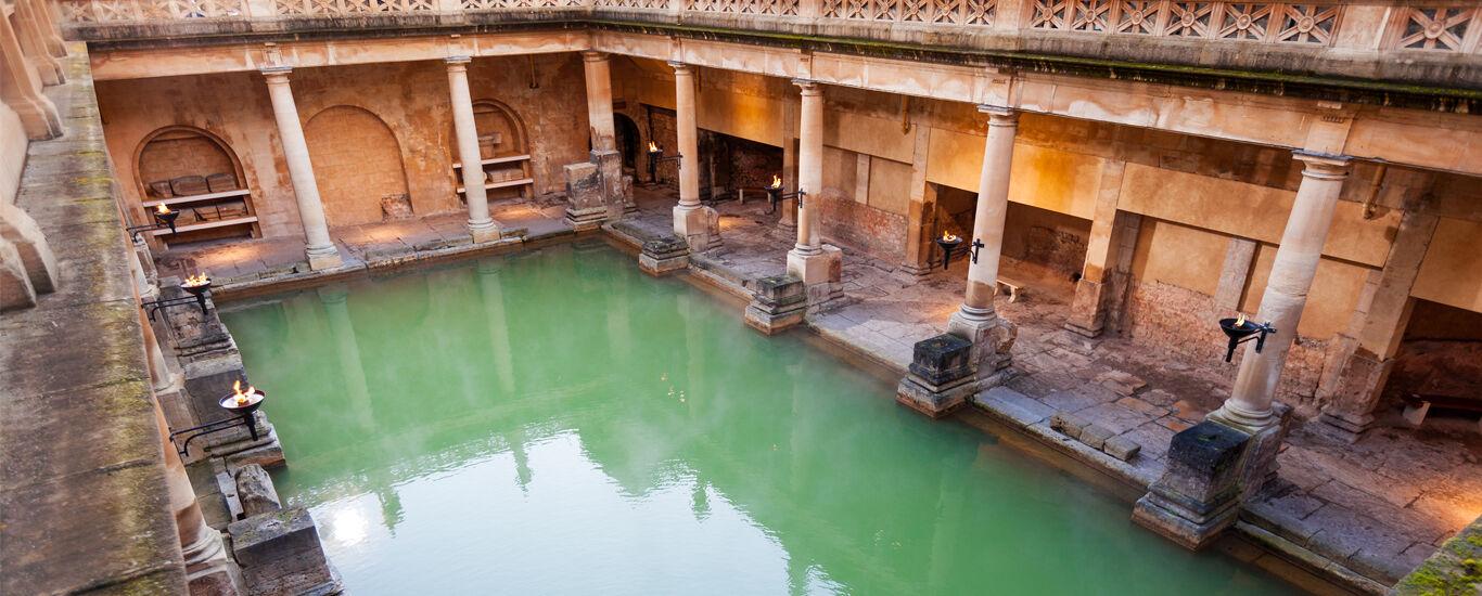 Baden im alten Rom