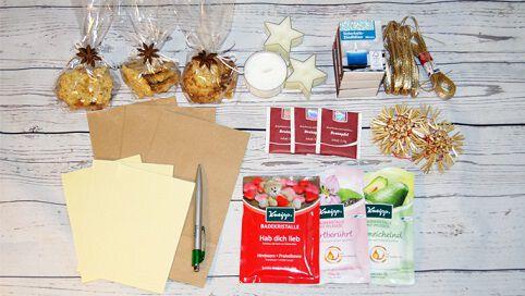 Weihnachten Basteltipp 15 Minuten Weihnachten