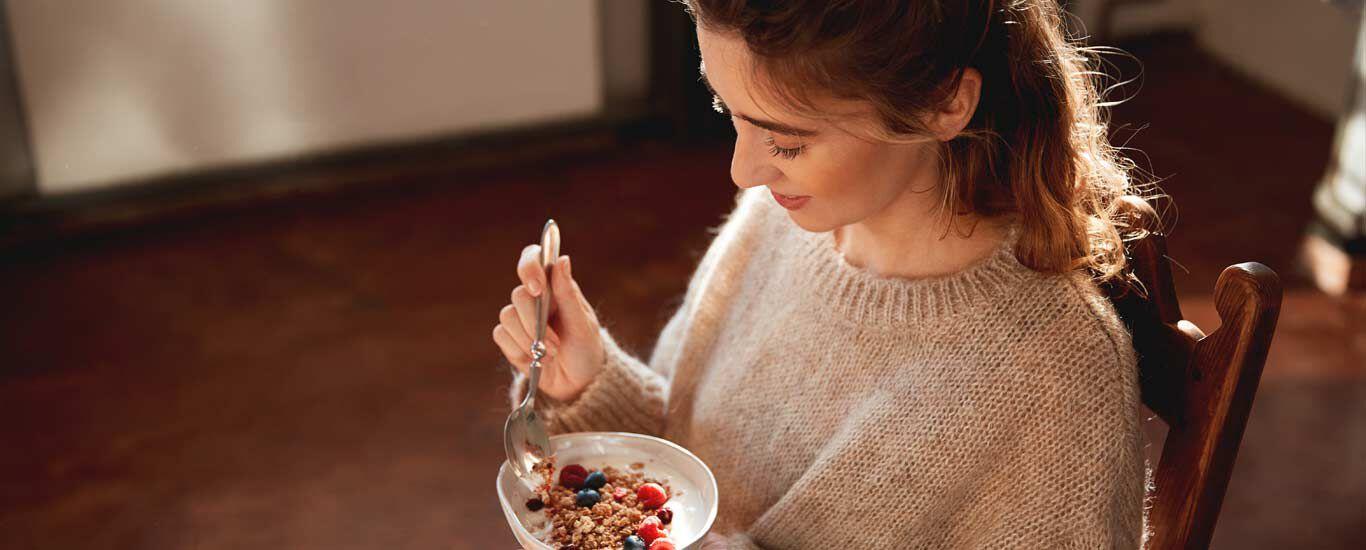 Ernährung: Gesundes Müsli