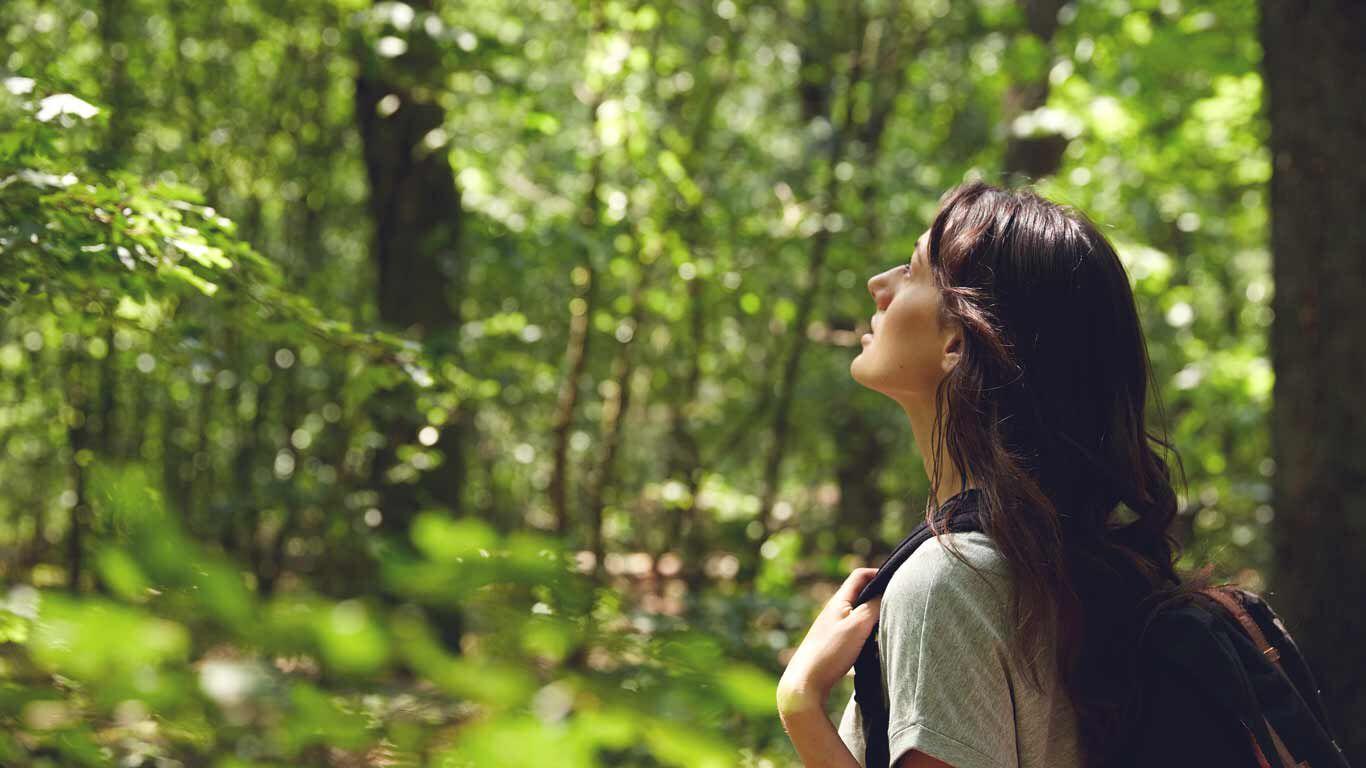 Bewusst atmen hilft bei der Stressreduktion