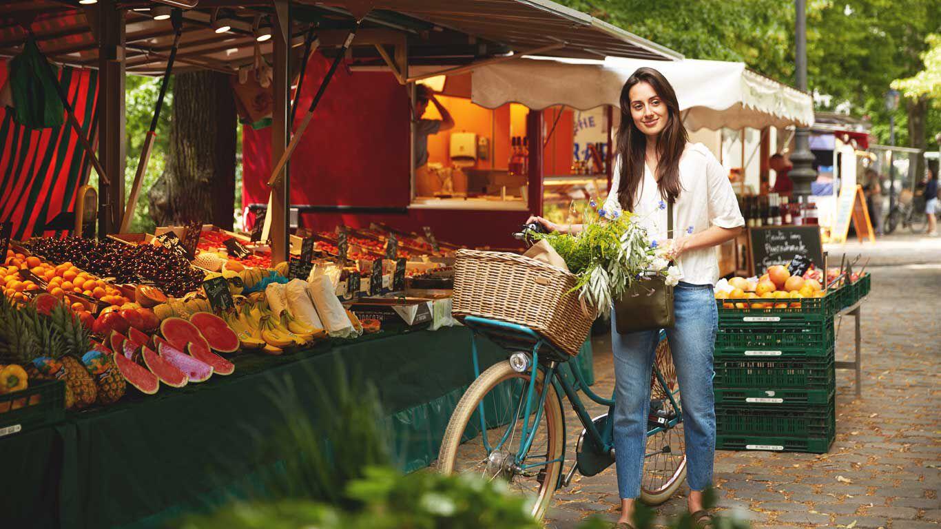Aus der Region: Superfoods vom Wochenmarkt