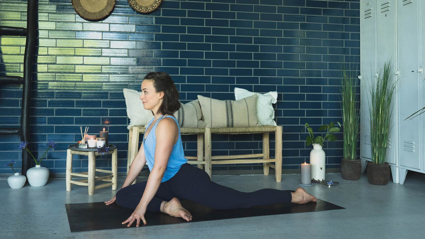 Yoga with Amy Hauenstein: The Deep Relaxation Flow