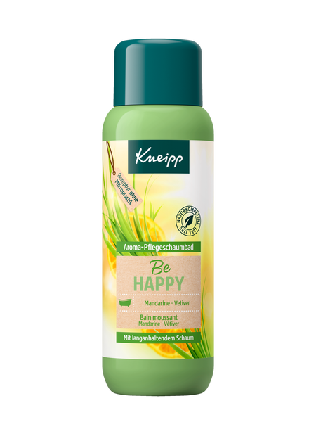 Aroma-Pflegeschaumbad Be Happy