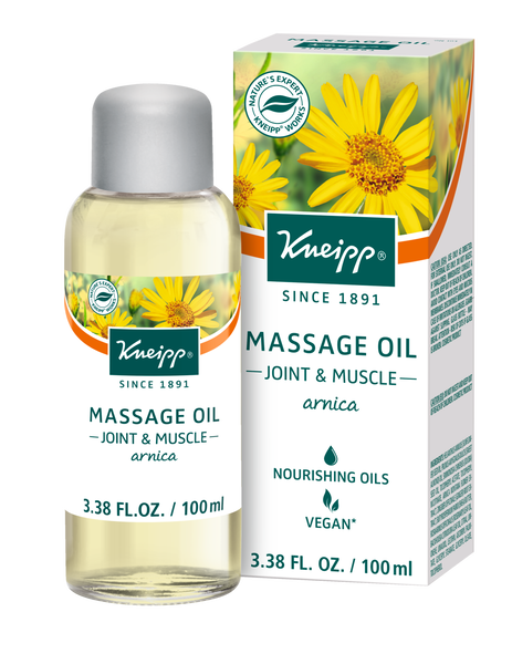 Joint & Muscle Arnica Massage Oil