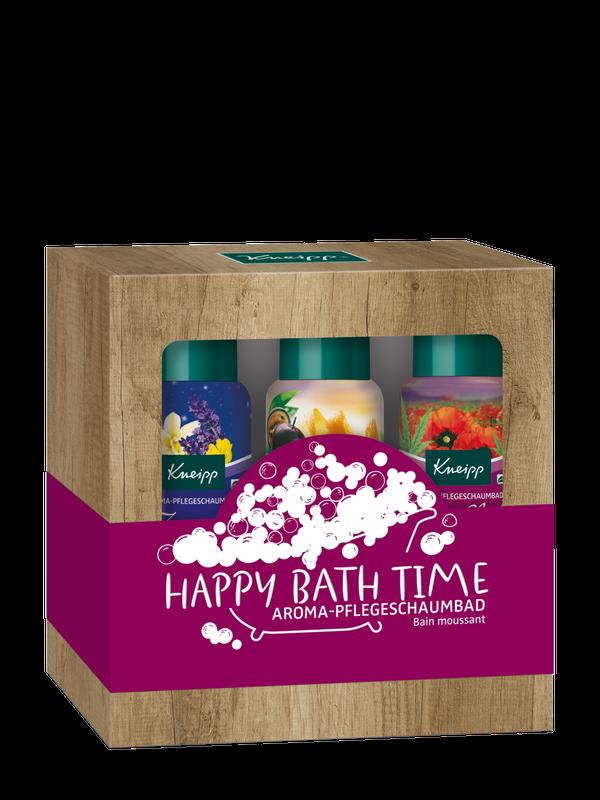 Geschenkpackung Happy Bath Time