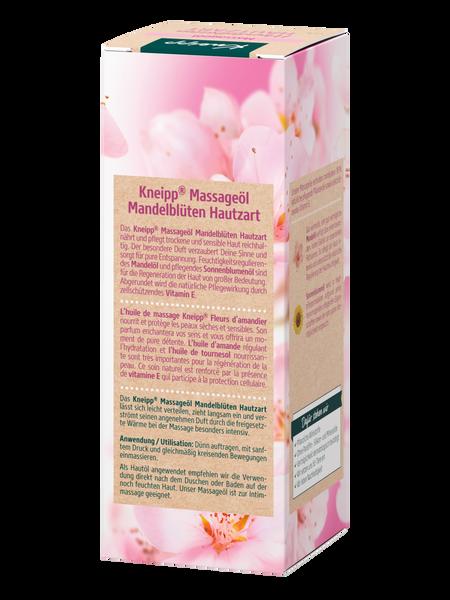 Massageöl Mandelblüten Hautzart