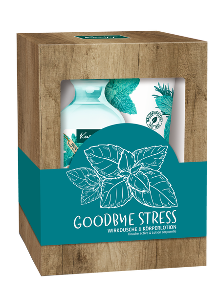 Geschenkpackung Goodbye Stress