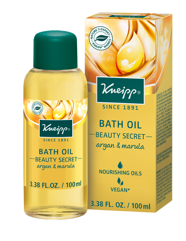 Beauty Secret Argan & Marula Bath Oil