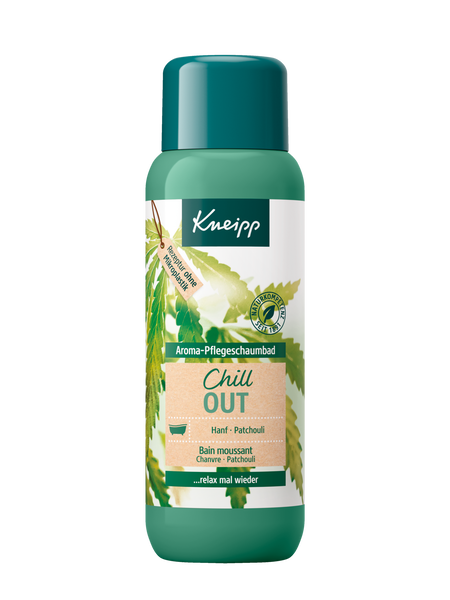 Aroma-Pflegeschaumbad Chill Out