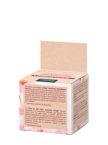 Nachtcreme Mandelblüten Hautzart