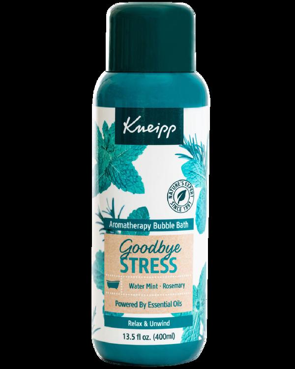 Goodbye Stress Rosemary & Water Mint Aromatherapy Bubble Bath