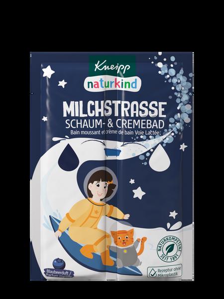 Naturkind Milchstrasse Schaum- & Cremebad