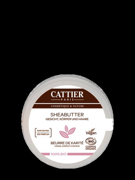 Cattier Sheabutter 100% biologisch