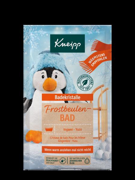 Badekristalle Frostbeulen-Bad