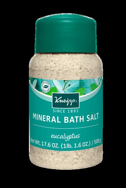 Refreshing Eucalyptus Mineral Bath Salt
