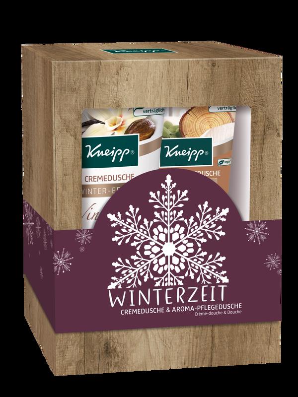 Geschenkpackung Winterzeit