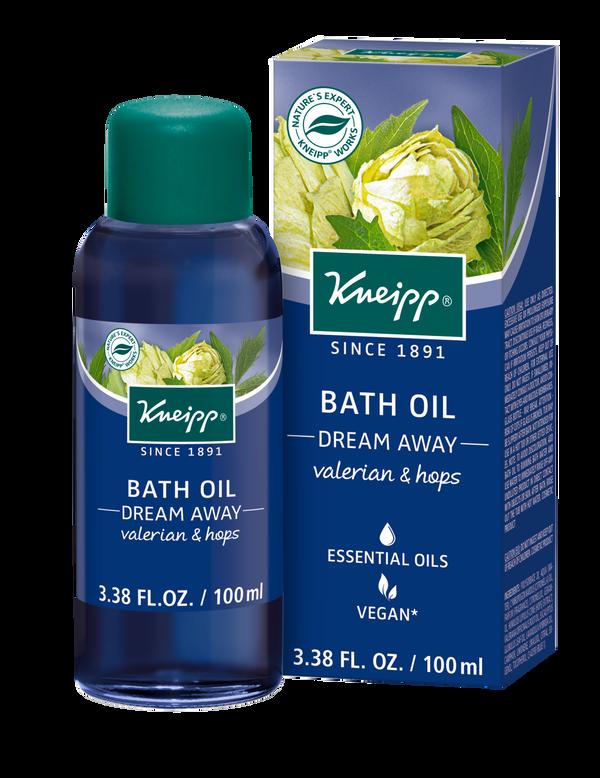 Dream Away Valerian & Hops Bath Oil