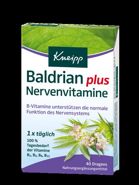 Baldrian plus Nervenvitamine