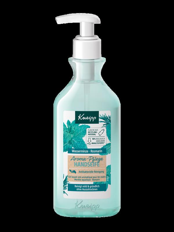 Aroma-Pflege Handseife Wasserminze Rosmarin
