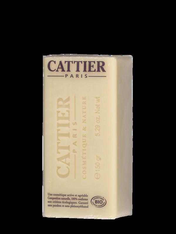 Cattier Heilerde Seife - trockene und sensible Haut
