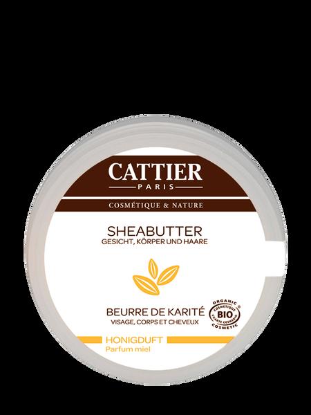 Cattier Sheabutter mit Honigduft