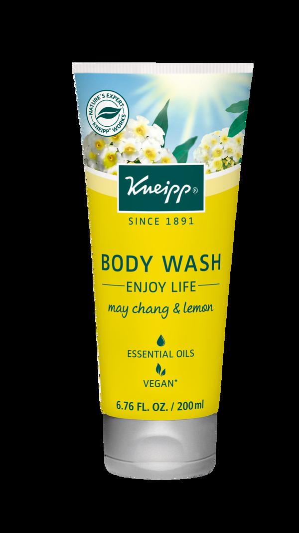 Enjoy Life May Chang & Lemon Body Wash