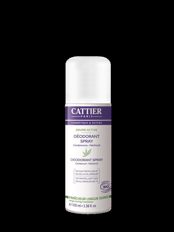 Cattier Deodorant Spray