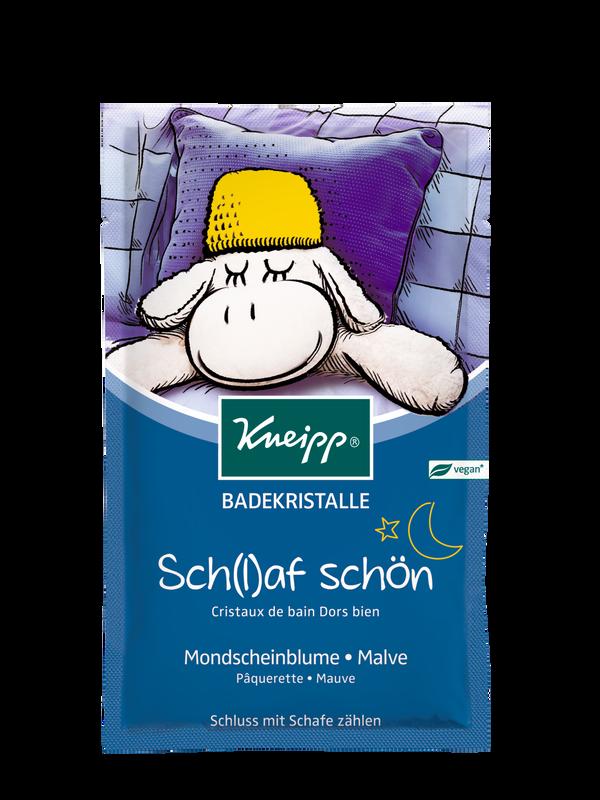 Badekristalle Sch(l)af schön